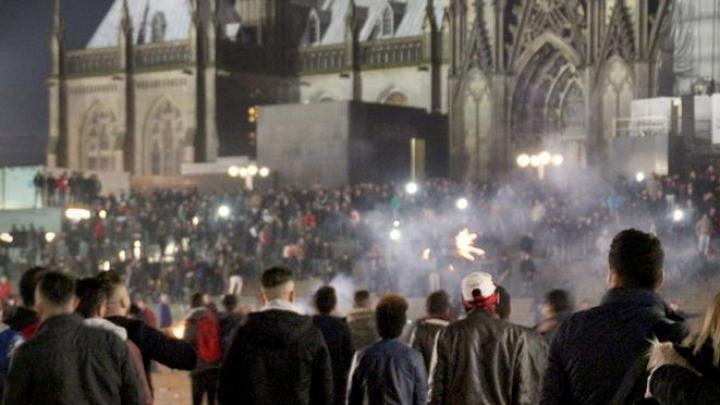 Poliţia germană a confirmat că 29 din 32 de agresori din Köln identificaţi erau refugiaţi