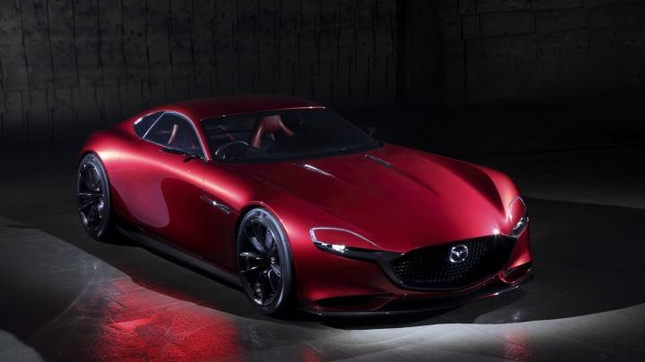 Mazda RX-Vision Concept a fost numit cel mai frumos concept al anului 2015