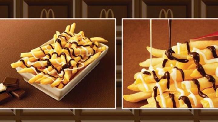 """O vei iubi, ori o vei urî! McDonald's lansează o nouă """"creaţie culinară"""" extrem de controversată"""