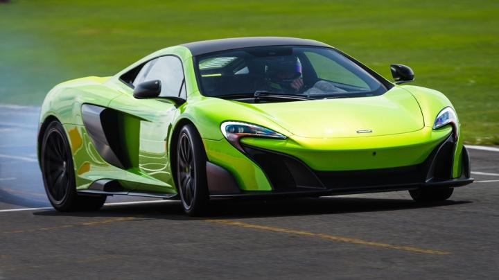 McLaren și-a bătut în 2015 anteriorul record de vânzări