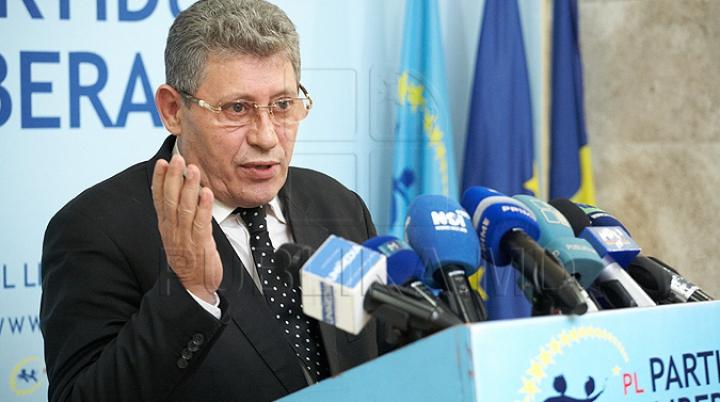"""""""Vom discuta, vom analiza!"""" Ghimpu, despre candidatul desemnat de şeful statului la funcţia de premier"""