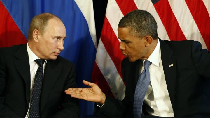 SOARTA LUMII, discutată la telefon. Ce au convenit Barack Obama şi Vladimir Putin