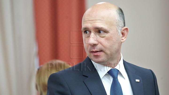 Pavel Filip: În acești doi ani de guvernare am reușit să asigurăm o creștere economică cu 4%