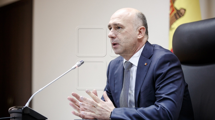 Premierul Pavel Filip a primit un mesaj de felicitare de la omologul său ceh, Bohuslav Sobotka