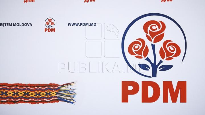 PDM spune UNDE şi CÂND va anunţa numele candidatului propus pentru funcţia de premier