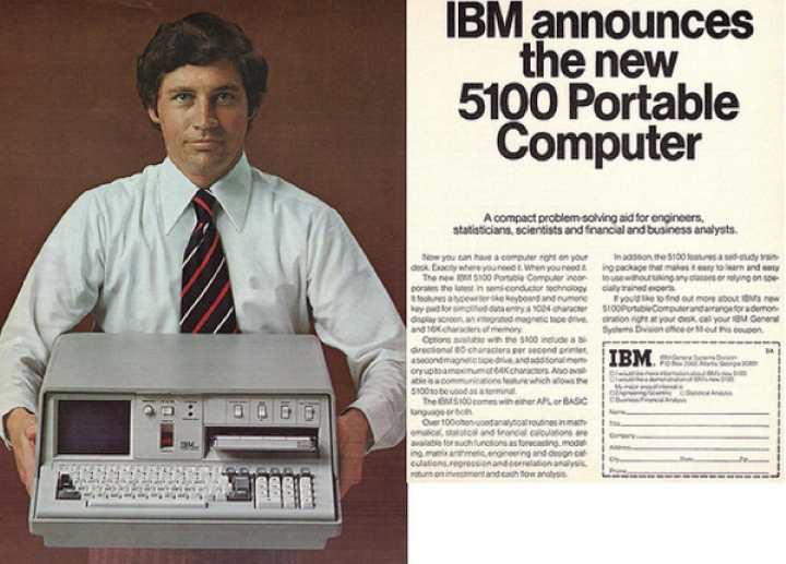 Cum promovau companiile noile tehnologii. Primele reclame ale calculatoarelor (FOTO)