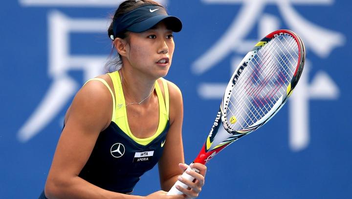 Senzație la Australian Open! Shuai Zhang s-a calificat în sferturile de finală la Mare Șlem