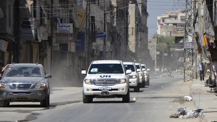 Damascul ignoră mai mult de jumătate din cererile ONU pentru ajutor umanitar