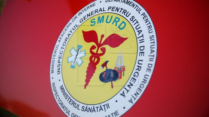 Ministerul Sănătăţii din România: Preluăm trei cazuri medicale grave, victime ale incendiului din Chişinău