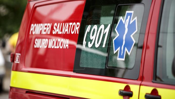 Premieră! O ambulanță SMURD a efectuat o misiune în stânga Nistrului