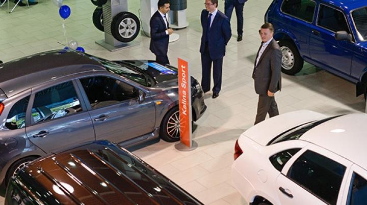 Industria automobilistică din Rusia a intrat în al patrulea an de criză
