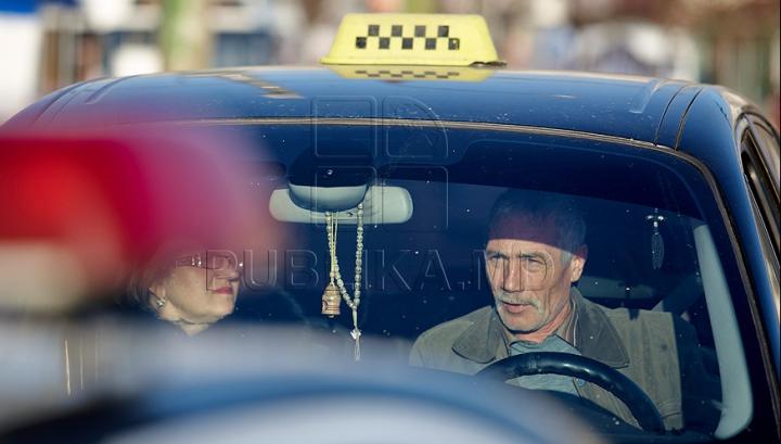 Un taximetrist din Orhei a trăit coşmarul vieţii lui. A fost agresat şi deposedat de maşină