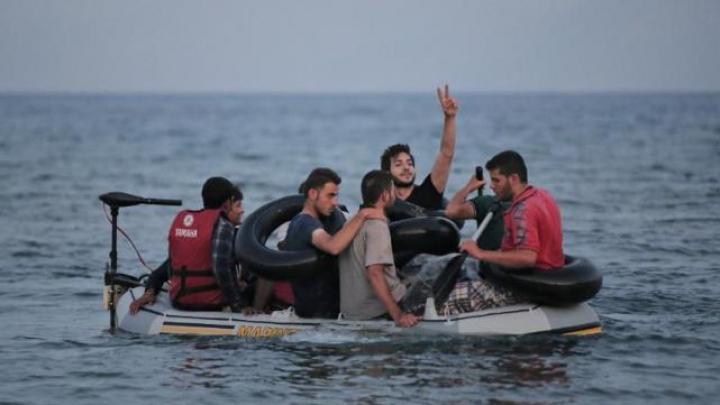 Tot mai mulţi imigranţi mor în drumul lor spre Europa. Zeci de oameni s-au înecat, porniţi din Turcia