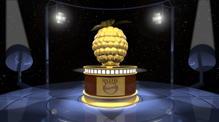 A fost făcută publică lista nominalizărilor la Zmeura de Aur 2016