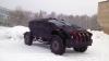 Batmobil și Viking, spaima infractorilor ruși! FSB a lansat două noi vehicule blindate (VIDEO)