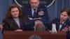(VIDEO) A leşinat în faţa jurnaliştilor. Un general american, transportat de urgenţă la spital