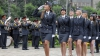 Cea mai frumoasă femeie în uniformă din lume e româncă (FOTO)
