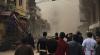 O clădire cu cinci etaje s-a prăbușit la Istanbul! La parter se afla un restaurant (VIDEO)