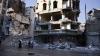 Un spital a fost bombardat în sudul Siriei. Trei persoane au fost ucise și altele rănite
