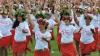 RECORD MONDIAL: Mii de femei s-au mişcat în ritmurile fierbinţi ale dansului Ori Tahiti (VIDEO)