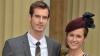 Andy Murray şi soţia sa au devenit părinţi. Tenismanul a fost felicitat de Federația Britanică de Tenis