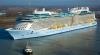 VALURI DE 9 METRI ȘI VÂNT PUTERNIC. Croazieră de GROAZĂ pentru 6.000 de pasageri ai unei nave (VIDEO)