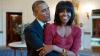 Mesaje inedite de Valentine's Day la Casa Albă. Ce și-au urat Michelle și Barack Obama