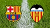Meci tensionat în această seara. Barcelona se pregăteşte să înfrunte Valencia