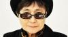 Yoko Ono, soția lui John Lennon, a fost spitalizată la New York