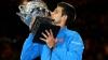 Novak Djokovic vrea să bată recordul lui Roger Federer, care a câştigat 17 trofee de Mare Şlem