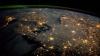 Fascinant! IMAGINI ULUITOARE cu Terra văzută din cosmos, pe timp de noapte