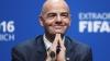REACȚII mondiale în urma alegerii lui Gianni Infantino la șefia FIFA
