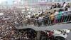 Peste 100.000 de oameni sunt BLOCAŢI într-o gară feroviară din sudul Chinei