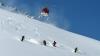 Accident teribil în munții Făgăraș. Un bărbat a murit după ce s-a izbit de stânci