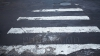 """Iată este, iată nu-i! Liniile albe """"invizibile"""" de pe străzile din Bălți dau mari bătăi de cap șoferilor"""