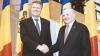 Peste câteva ore va avea loc întâlnirea dintre preşedinţii României şi Republicii Moldova