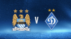 Dinamo Kiev versus Manchester City. Suporterii moldoveni nu rămân indiferenţi
