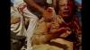 Imagini șocante cu ultimele clipe din viața lui Gaddafi: Dictatorul implora să fie lăsat în viață (VIDEO)