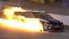 Cursă înflăcărată în Mondialul de NASCAR! Maşina lui Almirola a luat foc în timpul etapei a doua