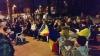 Miting la Bucureşti în favoarea unirii Moldovei cu România. Revendicările înaintate lui Iohannis