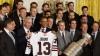Chicago Blackhawks, în vizită la Casa Albă! Barack Obama a felicitat-o pe deţinătoarea Cupei Stanley