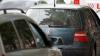 """TUPEU FĂRĂ MARGINI! Un şofer, surprins făcând ASTA pe o stradă din Capitală: """"E un tâmpit"""" (FOTO)"""