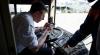 Wi-Fi GRATUIT în troleibuzele din Capitală. Părerile călătorilor