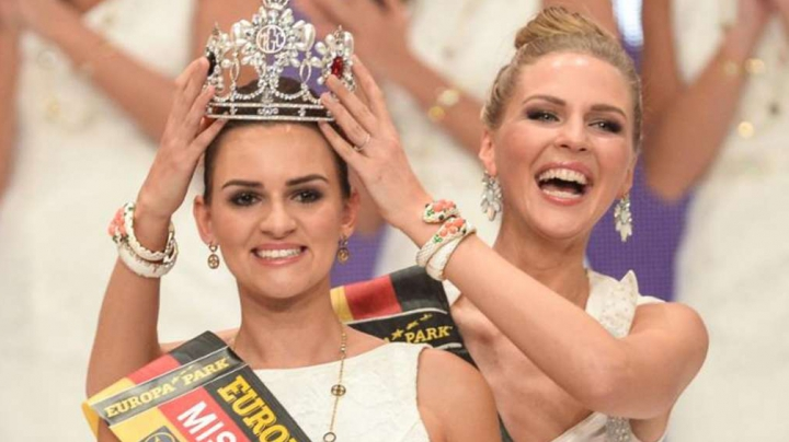 PREMIERĂ! O profesoară de religie a fost desemnată Miss Germania 2016