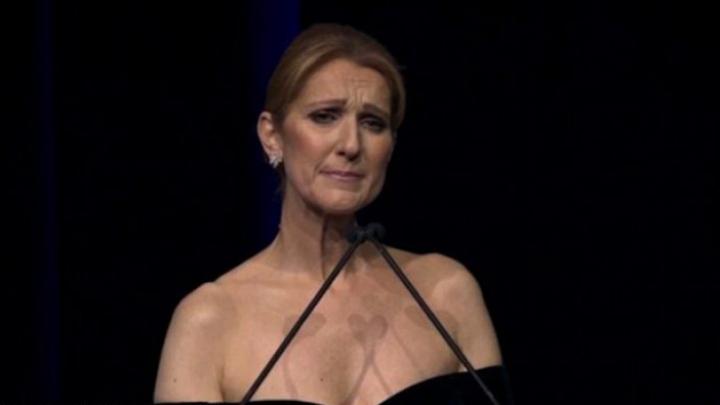 Celine Dion s-a întors pe scenă! Vedeta a izbucnit în plâns în faţa mulţimii (VIDEO)