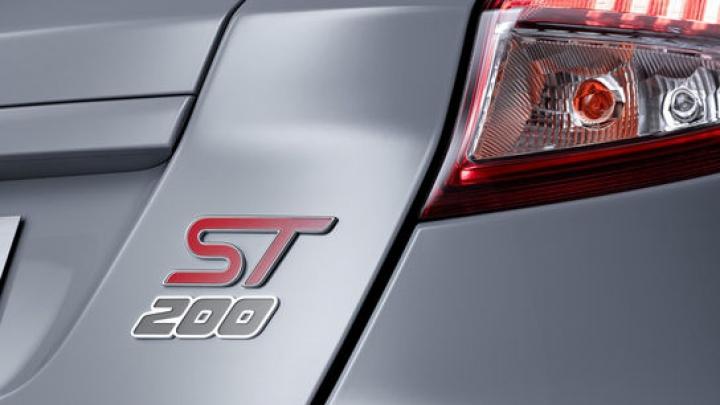 Mai mulți cai putere sub capotă! Ford Fiesta ST200 devine cel mai rapid model din istorie
