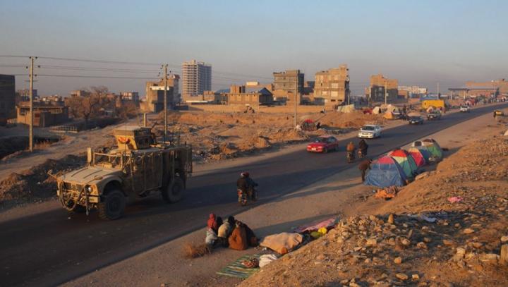 Crimă cu sânge rece! O femeie, acuzată de adulter, a fost împușcată de talibani