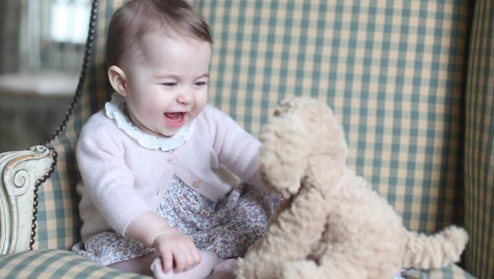 O renumită firmă de cosmetice de lux a numit un produs după fiica Ducilor de Cambridge, prinţesa Charlotte