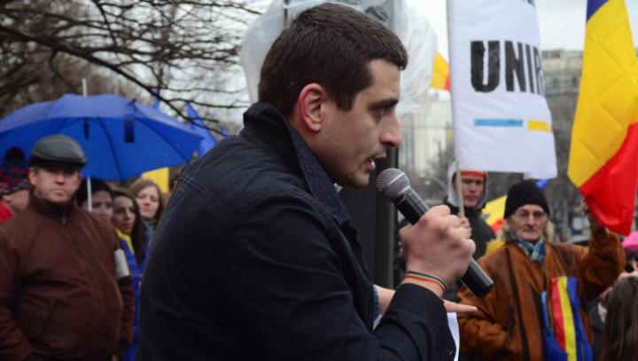 """George Simion face apel la preşedintele ţării, Nicolae Timofti: """"Vreau să fiu și cetățean al Moldovei"""""""