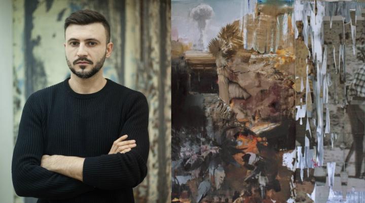 PREŢ RECORD pentru lucrarea unui tânăr pictor român, vândută la o licitaţie la Berlin